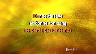 Karaoké Le Printemps - Michel Fugain *