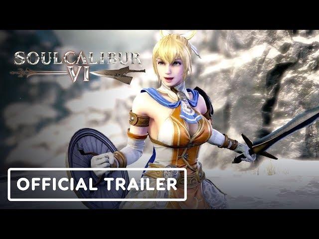 Cassandra And Samurai Shodown's Haohmaru Are The New Soul Calibur VI