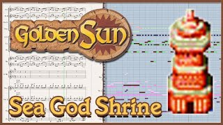 """New Arrangement: """"Sea God Shrine"""" from Golden Sun: The Lost Age (2002)"""