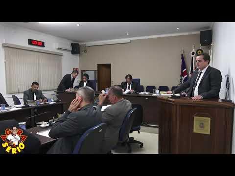 Tribuna Vereador Marcelo Moura dia 27 de Novembro de 2018