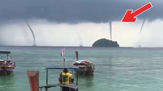 7 hiện tượng đáng sợ nhất diễn ra trên biển