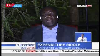 The expenditure riddle (Part 2) |CHECKPOINT