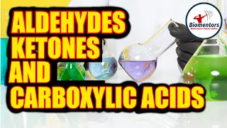#Biomentors #NEET 2021: Chemistry - Aldehyde ketone and carboxylic acid Lecture - 7