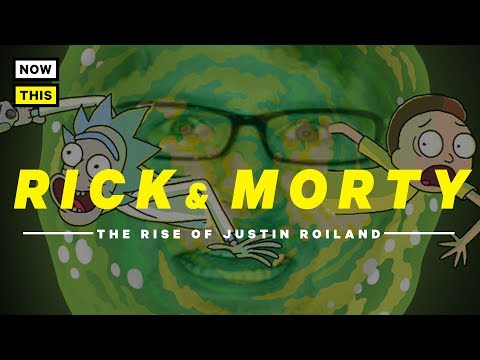 Rick and Morty: Justin Roiland's Rise to Fame | NowThis Nerd