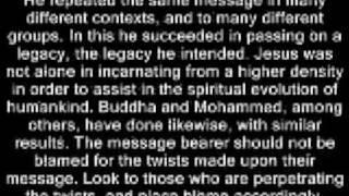 God, Jesus, Buddha, Mohammed, The Golden Rule & Damnation