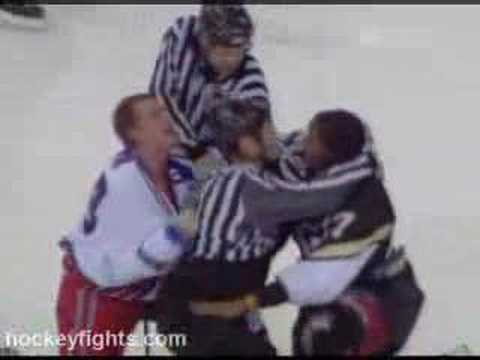 Georges Laraque vs. Colton Orr