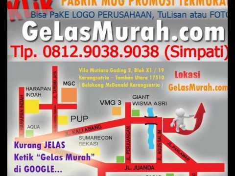Video UNDANGAN GELAS MURAH DIJAKARTA, 0857.9031.9031 (Im3)
