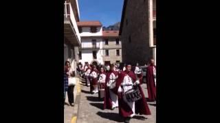 preview picture of video 'Domingo de Ramos. Semana Santa 2014. Biescas (Huesca)'