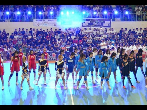 Mizoram Super League All Star Cheerleaders 2017