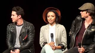 Майкл Тревино, Michael/Kat/Ian Panel Bloodynightcon Europe 2