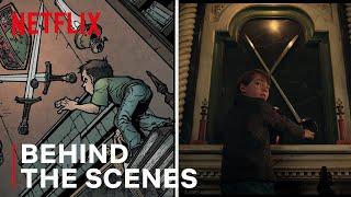 Locke & Key | From Comic to Screen | Netflix