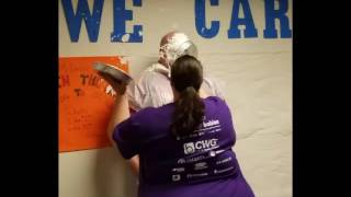 Pie In The Face Fundraiser WDM