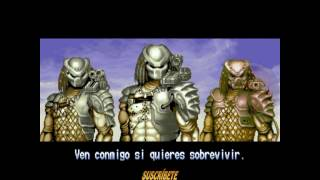 ALIEN Vs PREDATOR 1994 / Español Latino / Campaña / Predator Warrior