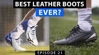 ARE THESE THE BEST LEATHER BOOTS EVER?