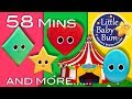 Little Baby Bum Songs About Shapes Nursery Rhymes for Babies Songs for Kids