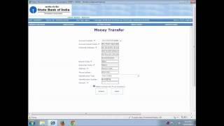 Part-3 SBI Kiosk Money Transfer
