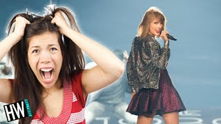 Taylor Swift Fan ARRESTED Onstage!! (VIDEO) | Hollywire