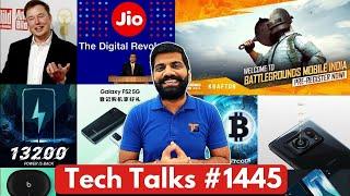 Tech Talks # 1445 - Primer vistazo de Battlegrounds Mobile India, SD 778 5G, Android 12, Jio Submarine Cable