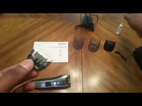 Panasonic Hair trimmer ER – GB80 review