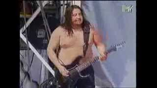 Fear Factory Scumgrief live at Donington '96