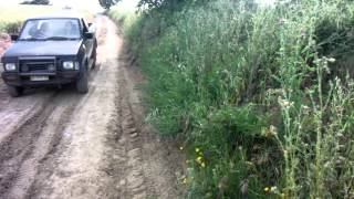 preview picture of video 'A peaceful mini enduro trip in central Italy + funny fail!'