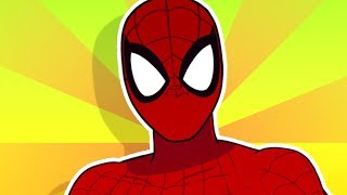 YO MAMA SO FAT! Spiderman