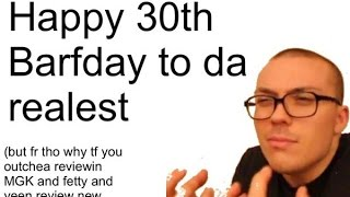 Anthony Fantano's Birthday Extravaganza! - DPP #169