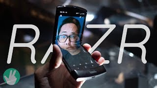 Motorola Razr 2019: 5 Things to Know!