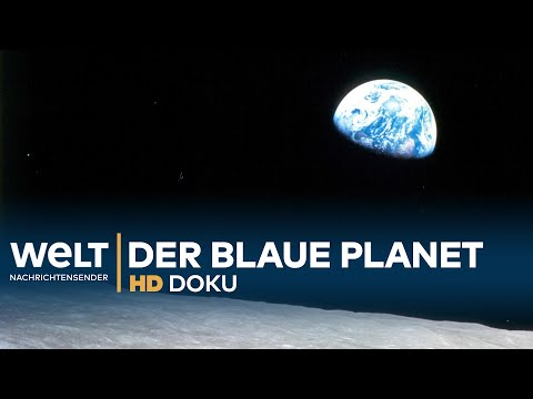 Earthrise - Die Entdeckung des blauen Planeten Erde | HD Doku