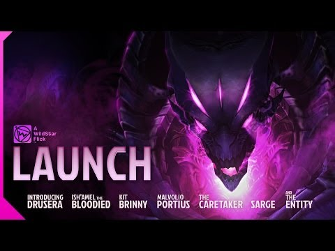WildStar: Launch Trailer thumbnail