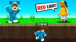 CHEATING In Squid Game! (Roblox)