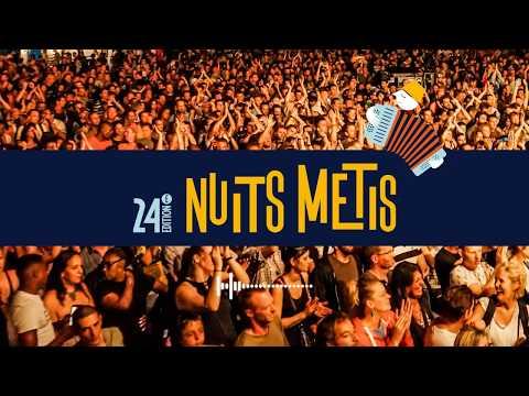 Teaser de la 24e édition des Nuits Métis