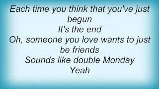 Dio - Double Monday Lyrics