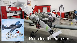 Mounting a Constant Speed Propeller