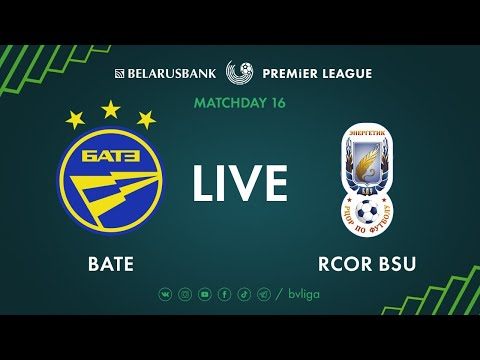 LIVE | BATE – RCOR BSU. 04th of July 2020. Kick-off time 4:00 p.m. (GMT+3)