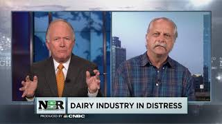 Dairy Industry in Distress