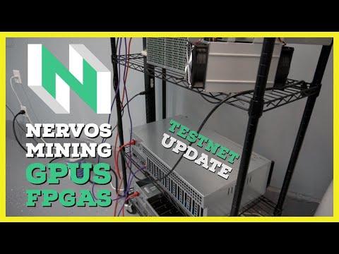 Mining Profitability Update on Nervos Testnet Mining Competition | GPU Testnet to FPGA Mainnet?!