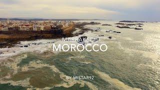 Drone footage   Morocco   Marrakech/Marrakesh   Essaouira   Ourika   Aerial videography
