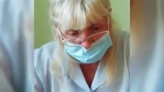 В Кунгуре пьяный врач уснула во время приема ребенка. В Пермском крае медицинский скандал.