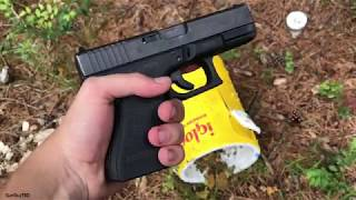 Glock 19 Gen 4 Handgun Shooting Review