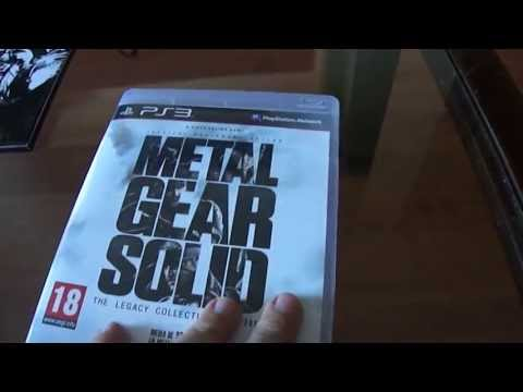 metal gear solid the legacy collection para playstation 3