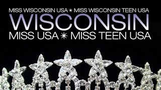 Abby Bryson Miss Wisconsin Teen USA 2017 Crowning