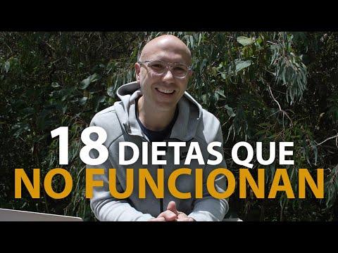Conoce Cuáles Son Las 18 Dietas Que Deberías Evitar