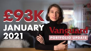 Vanguard Portfolio Update January 2021 | Investing For Financial Independence UK