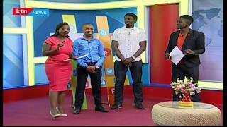 Youth Cafe: Customer care week- Meet Erick and George Online Support Exe-KCB & SAFARICOM