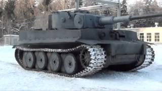 Точная копия немецкого Тигра
