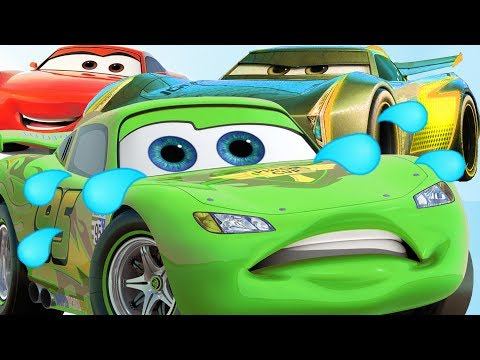 Cars 3 Jackson Storm CHANGE COLORS 🚗 Learn Colors For Babies Cars 3 Pixar YouTube Toy Videos