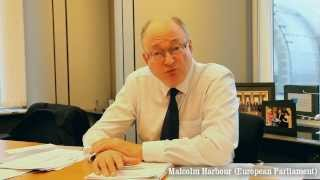 Malcolm Harbour - European Parliament - ECR