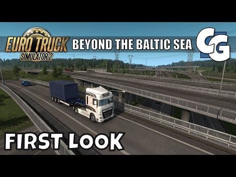 Euro Truck Simulator 2 :: Beyond the Baltic Sea - Community