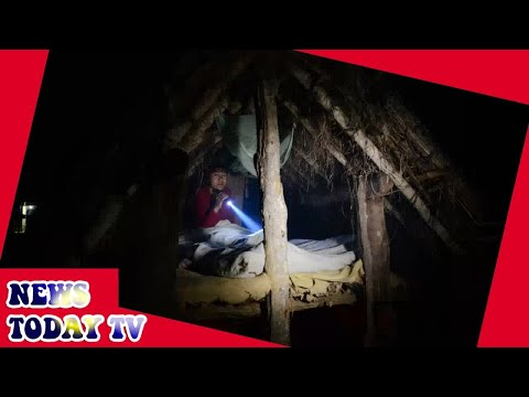 Mother and children found dead in 'menstrual hut'